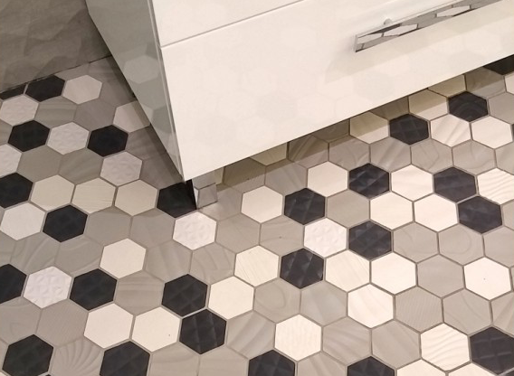 Hexagon Tiles Nz